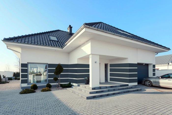 Fassadenstuck - Fassadenprofile - Fassadenleisten