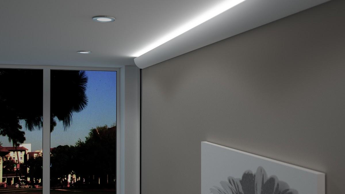 Direkte und indirekte beleuchtung galerie