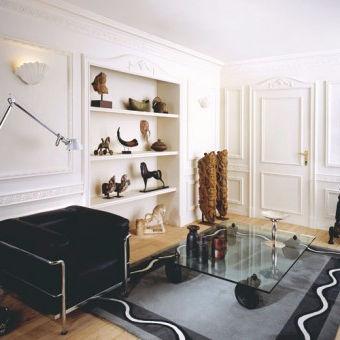 Wandverzierung-wohnzimmer