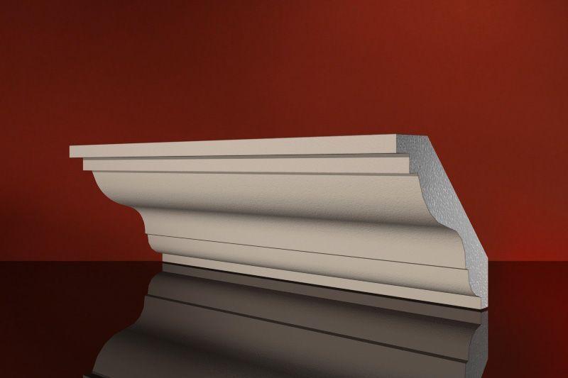 fassaden dachprofil lp 4 hauptgesoims. Black Bedroom Furniture Sets. Home Design Ideas