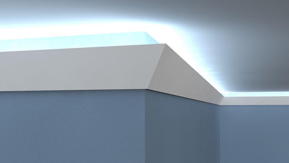 led stuck lo 2b led wandlichtleiste. Black Bedroom Furniture Sets. Home Design Ideas