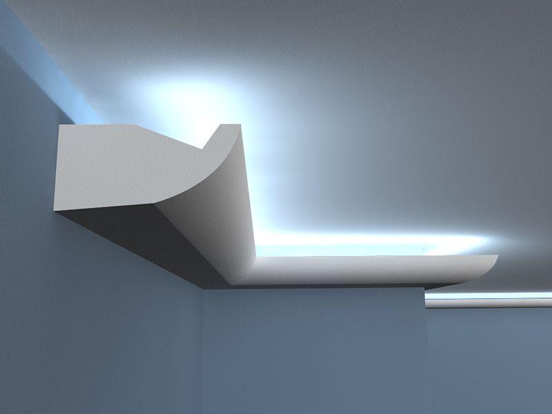 wandleiste led lo 9 leiste led. Black Bedroom Furniture Sets. Home Design Ideas