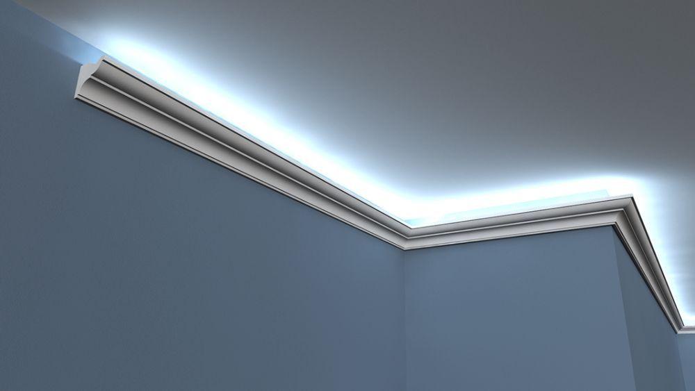 led stuckleiste lo 18a led lichtleiste. Black Bedroom Furniture Sets. Home Design Ideas