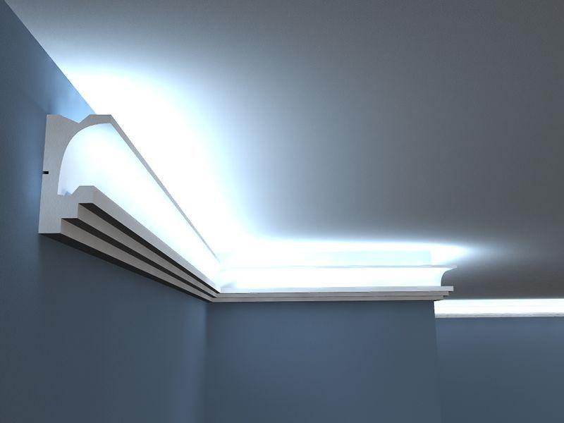 Led deko lo 22 lichtleiste - Lichtleiste deckenbeleuchtung ...