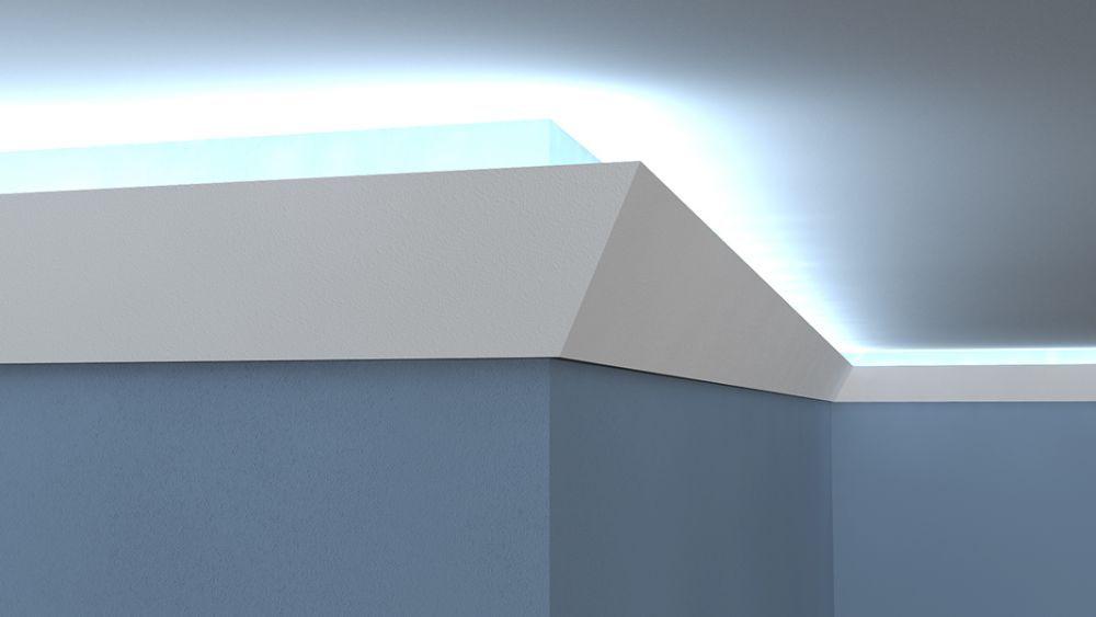 led lichtleisten set lichtleiste lo 2a. Black Bedroom Furniture Sets. Home Design Ideas