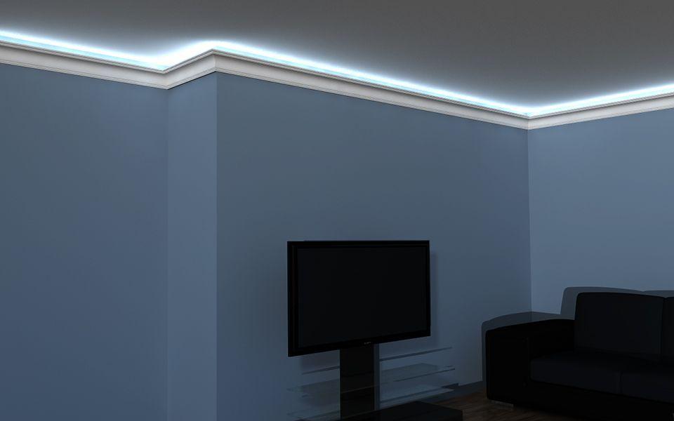 lichtleisten set stuck lichtleiste lo 10. Black Bedroom Furniture Sets. Home Design Ideas