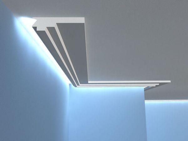 lichtleiste decke led lo15 stuckleiste led. Black Bedroom Furniture Sets. Home Design Ideas