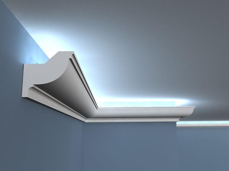 indirekte beleuchtung profil interessante. Black Bedroom Furniture Sets. Home Design Ideas