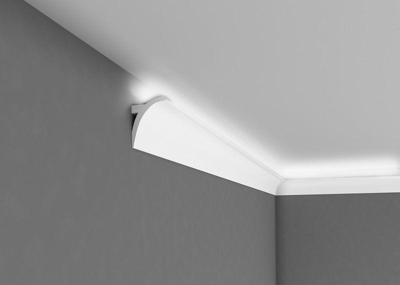 led stuckleiste ql011. Black Bedroom Furniture Sets. Home Design Ideas
