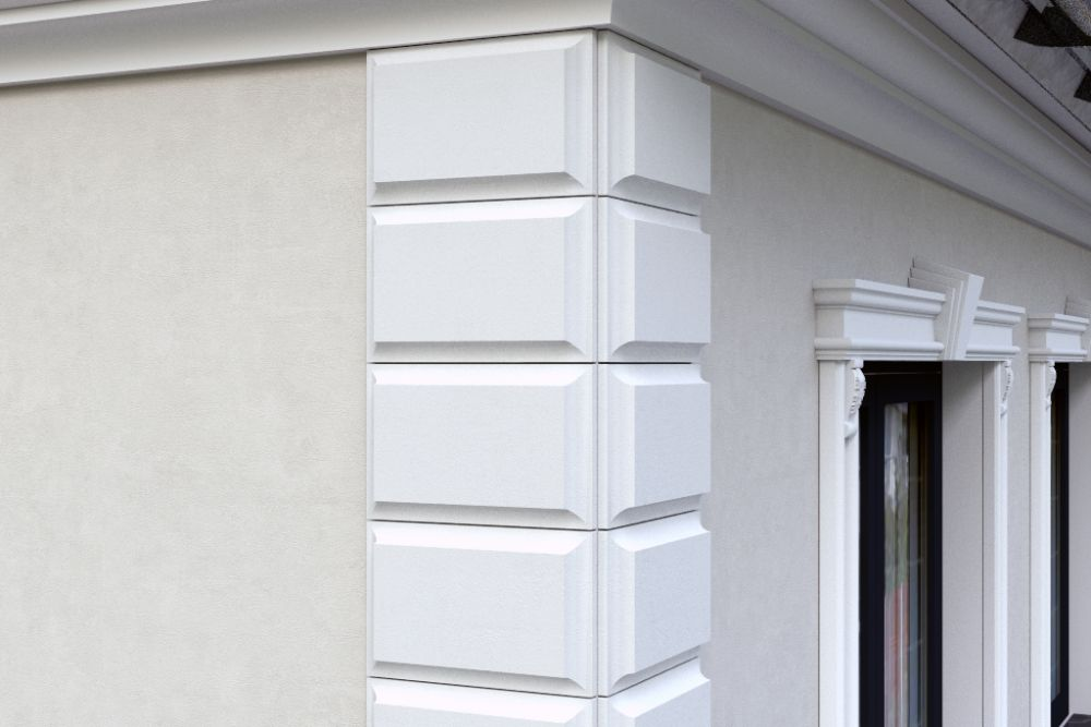 bossenplatte be 1 bossenplatte fassade. Black Bedroom Furniture Sets. Home Design Ideas