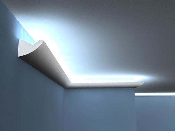 LED Wandleisten