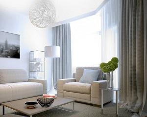 Decke modern gestalten - modernes Wohnzimmer, Tipps