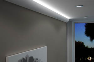 led indirekte beleuchtung wand LO1