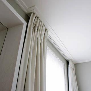 Deckenprofile stilvolle Innenraumidee