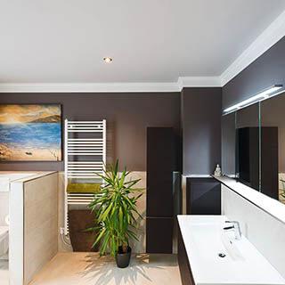 Stuckprofile Badezimmer