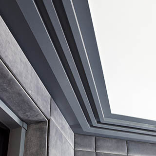 Styropor Stuckleisten beste Wand