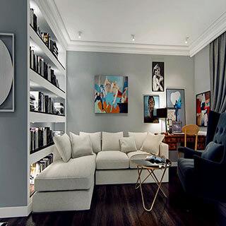Moderne bilder fur wohnzimmer