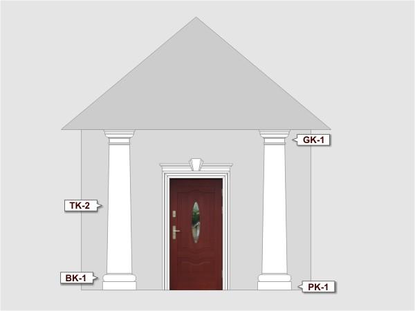 Kapitell gk1 fassadenset 1
