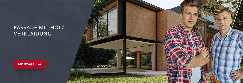 Fassade mit Holz verkleiden produkte