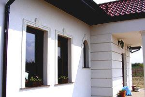 Hausfassade gestalten