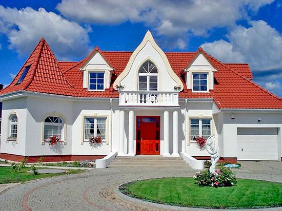 Fassadenstuck Polen - Aussenstuck Fenster