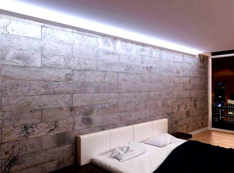 LED Lichtleiste decke
