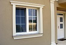 Bilder von Häusern mit Stuckateur Decor System