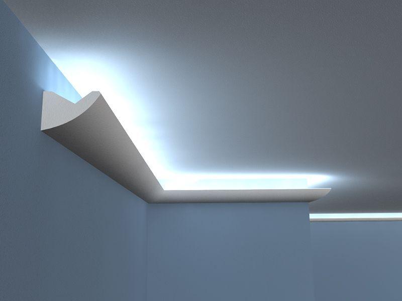 led leiste lo1a lichtleiste. Black Bedroom Furniture Sets. Home Design Ideas