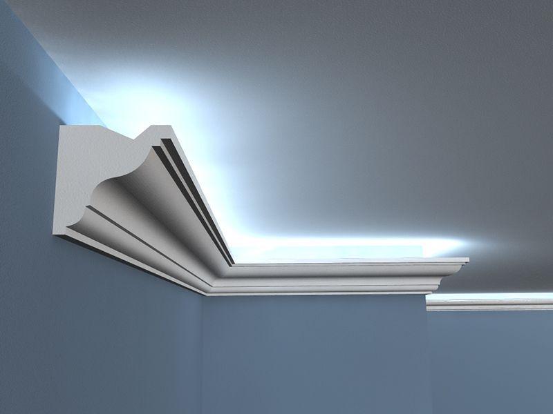 Indirekte Wandbeleuchtung indirekte wandbeleuchtung lo 19 lichtleiste