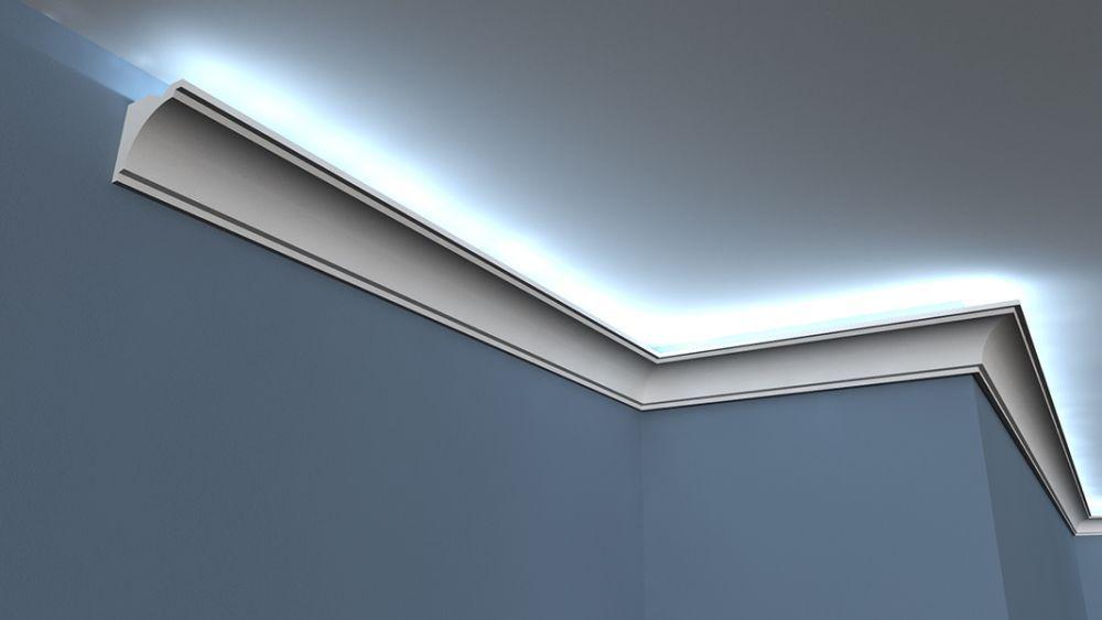 led wandleiste lo 20 led lichtleiste. Black Bedroom Furniture Sets. Home Design Ideas