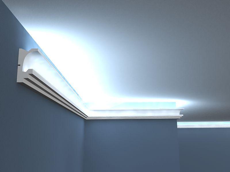 led stuckleiste lo 22a wandlichtleiste. Black Bedroom Furniture Sets. Home Design Ideas
