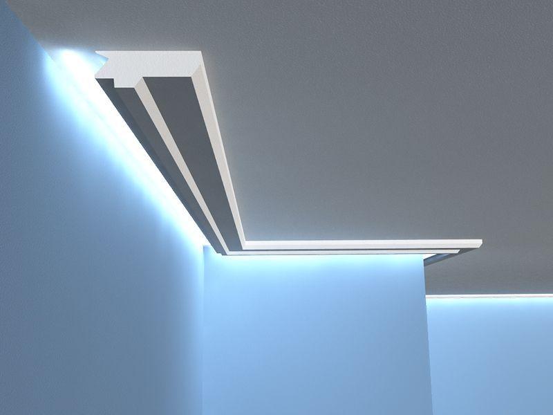 LED Deckenleiste LO17 - Stuckleiste LED